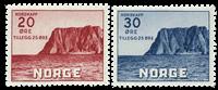 Norge - Svalbard II - Postfrisk sæt