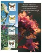 Groenlandia - Mariposas pack recuerdo