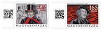 Ungarn - Wagner/Verdi - Postfrisk sæt 2v