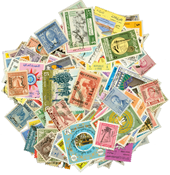 Iraq 400 different stamps