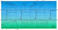 Holland - Brevskrivningsuge 2013 - Postfrisk miniark