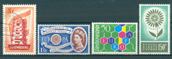 Europa CEPT samling 1956-69