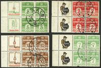 Denmark publicity stamps 1.
