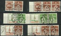 Denmark publicity stamps 2