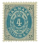 Danemark - AFA no 23 neuf **
