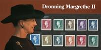 Dronning Margrethe II mappe