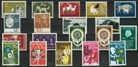 Holland årgang 1964 - Postfrisk