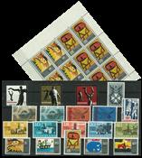 Holland årgang 1965 - Postfrisk