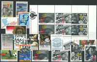 Holland årgang 1979 - Postfrisk