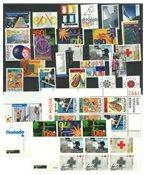 Pays-Bas - Année 1992- Neuf
