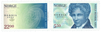 Norge overtrykt Nordia