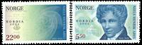 Bicentaire de la naissance de Niels Henrik Abel mention NORDIA 2002