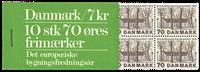 Danemark - Carnet Préservation - 1975