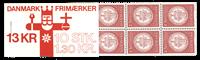 Danemark - Carnet université 1979
