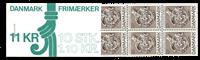 Danmark 1979 - Gribedyrstil hæfte