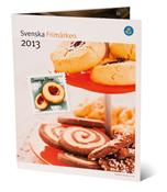 Suède - Collection annuelle 2013 - Coll. annuelle