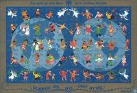Tanska - Joulumerkkiarkki 1979 - Hammastamaton