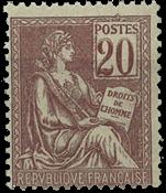 Frankrig - YT 113 - Ubrugt