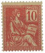 Frankrig - YT 116 postfrisk