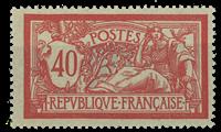 Frankrig - YT 119 - Postfrisk