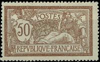 Frankrig - YT 120 - Postfrisk