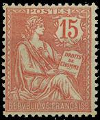 Frankrig - YT 125 - Postfrisk
