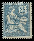Frankrig - YT 127 - Postfrisk