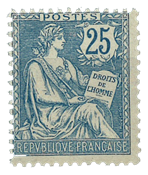 France - YT 127 - Neuf