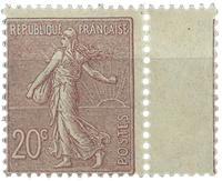 Frankrig - YT 131 - Postfrisk