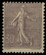 Frankrig - YT 133 - Postfrisk