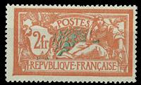 Frankrig - YT 145 - Postfrisk