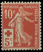 Frankrig - YT 147 - Ubrugt