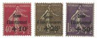 France - YT 266-68 - Neuf