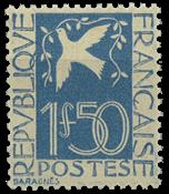 Frankrig - YT 294 - Postfrisk
