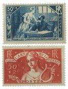 Frankrig - YT 307-08 - Ubrugt