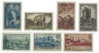 France 1938 - YT 388-94 neuf - Neuf