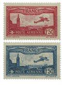 France - YT PA5-6 - Poste Aérienne