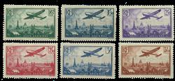 France - YT PA8-13 - Poste aérienne