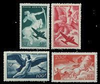 Frankrig - YT PA 16-19 postfrisk