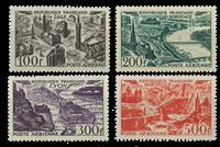 Frankrig - YT PA 24-27 postfrisk