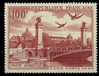 Frankrig - YT PA 28 postfrisk