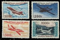 Frankrig - YT PA 30-33 postfrisk