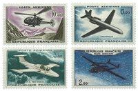 Frankrig - YT PA 38-41 postfrisk