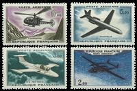 France - PA38-41 mint