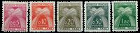France - YT TX90-94 - Taxe