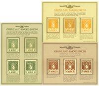 Grønland - Pakkeporto - Nytryk nr. 2