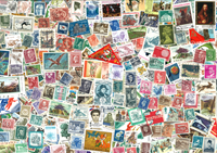 Collection 2500 Timbres du Monde Entier