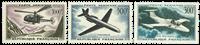 France - YT PA35-37 - Poste Aérienne neuf