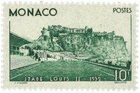 Monaco postfrisk YT 184