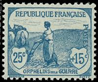 Frankrig - YT 151 - Postfrisk